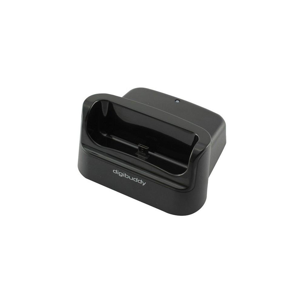 USB Dockingstation compatible met Samsung S II I9100 Motorola Moto G