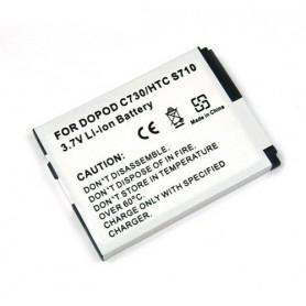 Batterij Voor HTC S710/S730/VDA5 (BA S180) Li-Ion ON792