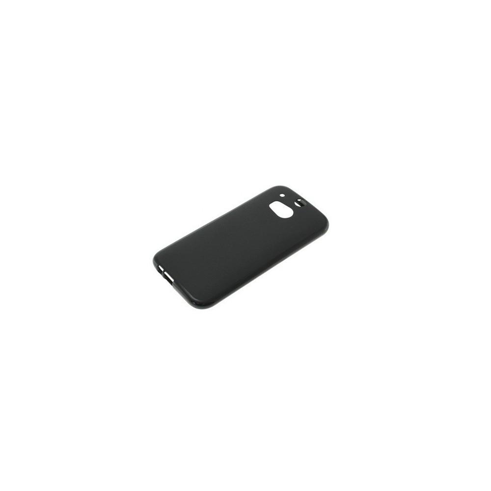 OTB - TPU Case voor HTC One M8 zwart ON867 - HTC telefoonhoesjes - ON867 www.NedRo.nl