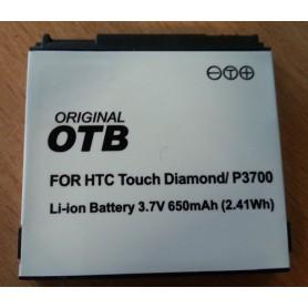 Batterij Voor HTC Touch Diamond (BA S270) Li-Ion slim