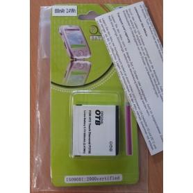 OTB - Batterij Voor HTC Touch Diamond (BA S270) Li-Ion slim - HTC telefoonaccu's - ON957 www.NedRo.nl