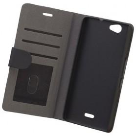 OTB - Bookstyle Case pentru Wiko Getaway - Wiko huse telefon - ON1497 www.NedRo.ro