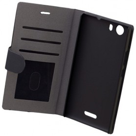 Commander - Bookstyle Case voor Wiko Ridge 4G - Wiko telefoonhoesjes - ON1498 www.NedRo.nl