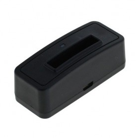 OTB - Battery Chargingdock 1301 for Nokia BL-5C Black - Ac charger - ON1785-C www.NedRo.us
