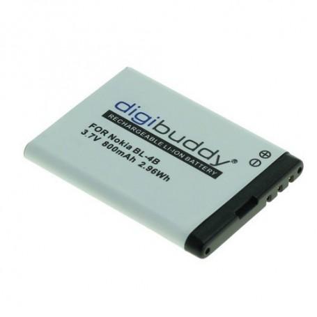 OTB, Accu voor Nokia BL-4B Li-Ion 800mAh ON1905, Nokia telefoonaccu's, ON1905, EtronixCenter.com