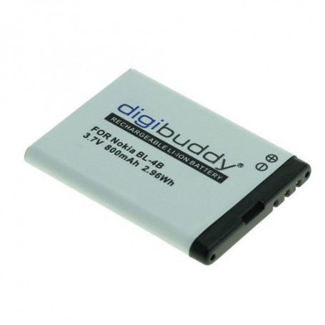 OTB, Battery for Nokia BL-4B Li-Ion 800mAh ON1905, Nokia phone batteries, ON1905