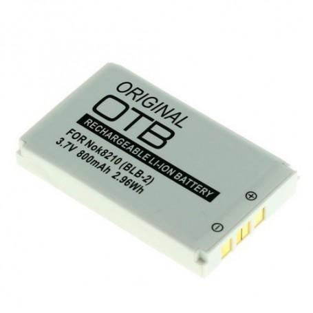 unbranded - Battery for Nokia BLB-2 Li-Ion 800mAh - Nokia phone batteries - ON1929