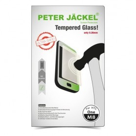 Peter Jackel HD Tempered Glass for HTC One (M8)