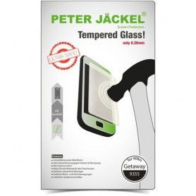 Peter Jackel HD Tempered Glass for Wiko Getaway