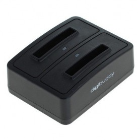 Dual Battery Chargingdock 1302 for Nokia BL-5C / BL-5B