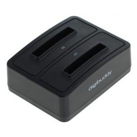Dual Battery Chargingdock 1302 voor Nokia BL-5C / BL-5B