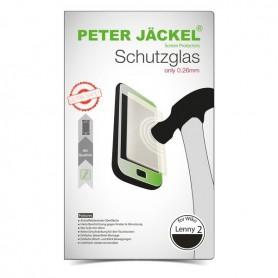Peter Jackel HD Gehard glas voor Wiko Rainbow Jam