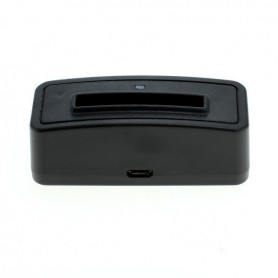 OTB - Battery Chargingdock for Nokia BL-4U Black ON2098 - Ac charger - ON2098 www.NedRo.us