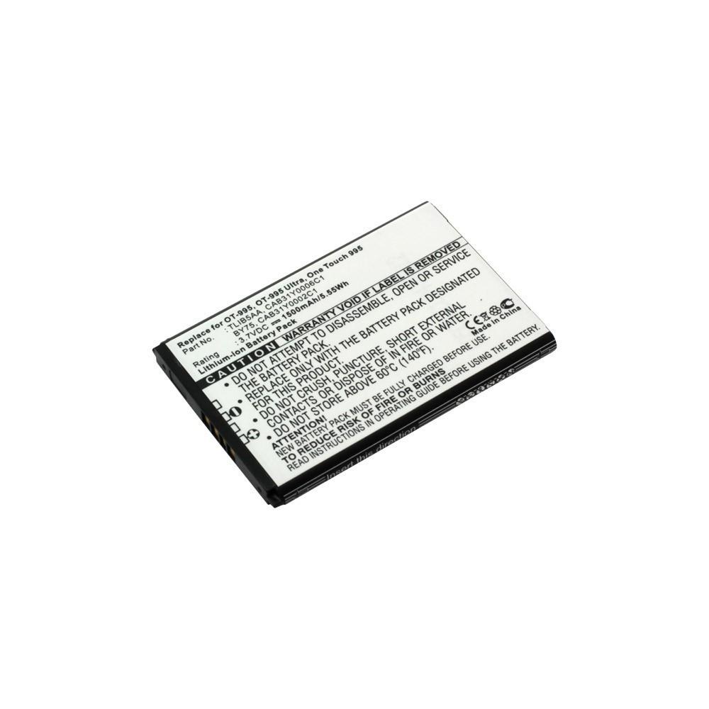 OTB - Acumulator pentru Alcatel One Touch 995 / OT-995 ON2133 - Baterii telefon alte mărci - ON2133 www.NedRo.ro