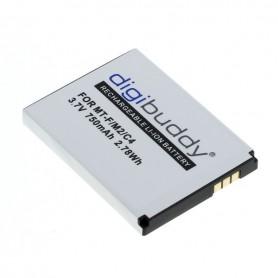 OTB - Batterij voor AVM FRITZ!Fon MT-F Li-Ion - FRITZ!Fon telefoonaccu's - ON2154-C www.NedRo.nl