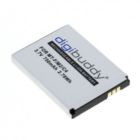 OTB - Battery for AVM FRITZ!Fon MT-F Li-Ion - FRITZ!Fon phone batteries - ON2154-C www.NedRo.us