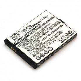 Batterij voor Emporia AK-F200 Li-Ion 1100mAh