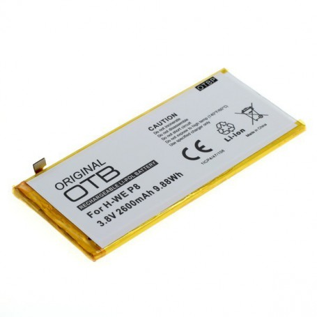 OTB, Battery for Huawei P8 Li-Ion, Huawei phone batteries, ON2171