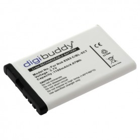 Battery for Nokia 6303 classic/6730 /5220xm (BL-5CT) ON2191