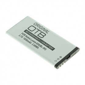 Battery for Nokia BL-5H Li-Ion 1050mAh ON2193