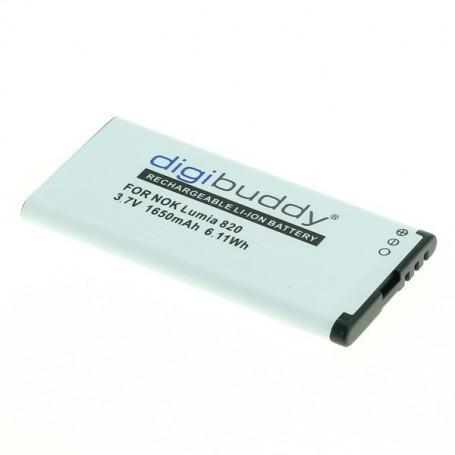 OTB, Batterij voor Nokia BP-5T 1650mAh ON2196, Nokia telefoonaccu's, ON2196, EtronixCenter.com