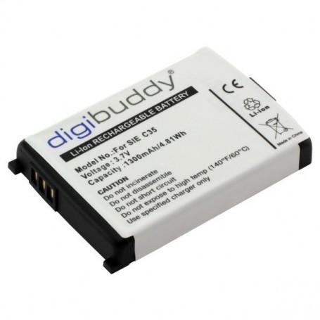 OTB - Batterij voor Siemens C35 1300mAh ON2251 - Siemens telefoonaccu's - ON2251 www.NedRo.nl