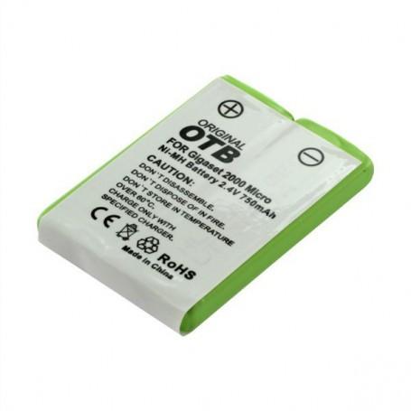 OTB, Battery for Siemens Gigaset 2000 NiMH ON2256, Siemens phone batteries, ON2256