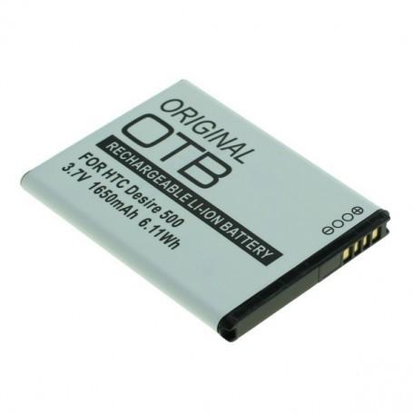 OTB - Batterij voor HTC Desire 500 / BA S890 Li-Ion - HTC telefoonaccu's - ON2304 www.NedRo.nl