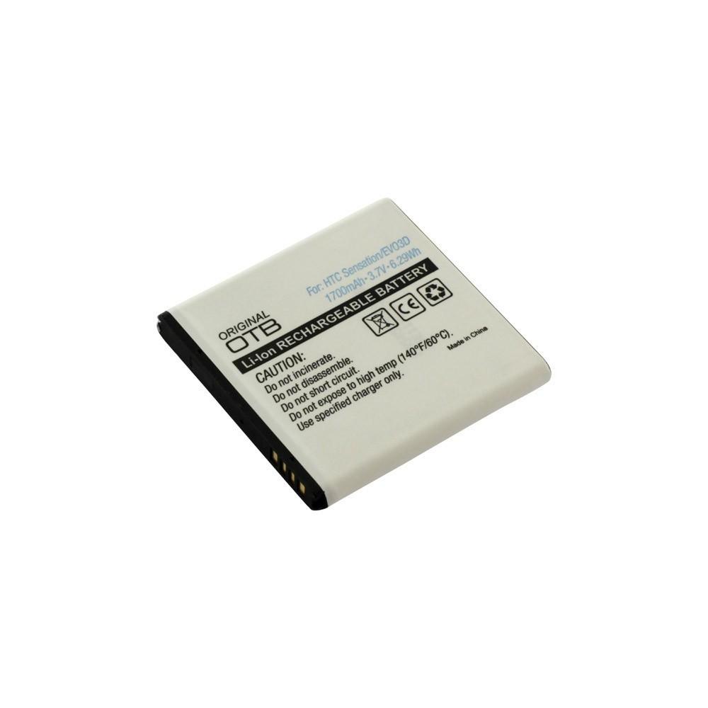 Batterij voor HTC BA S590 Li-Ion ON2308