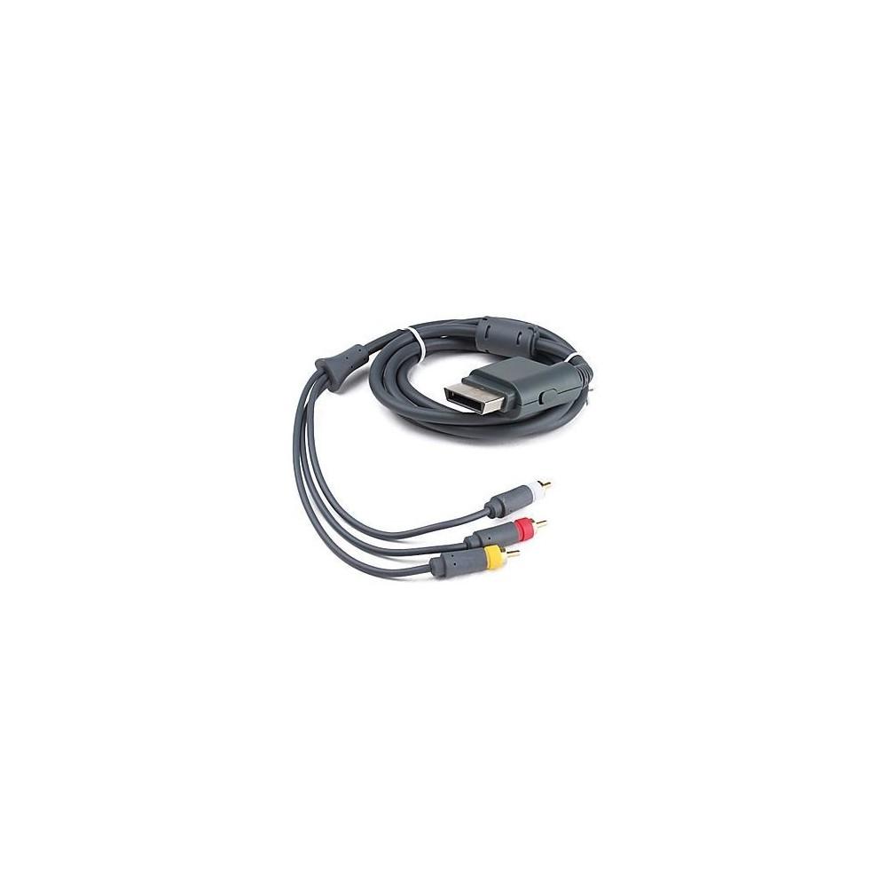 AV Kabel (3 x Tulp) voor XBOX 360 YGX570