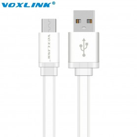 Oem - Ultra Flat USB to MicroUSB Cable - USB to Micro USB cables - AL706-CB