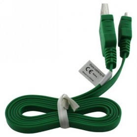 OTB - Micro USB Data Cable Ultra Flat - USB to Micro USB cables - ON069 www.NedRo.us