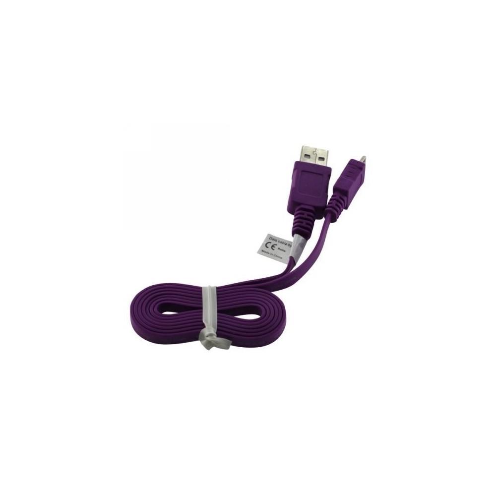 Cavo di ricarica Cavo USB DATI CAVO cavo piatto per Medion s5004