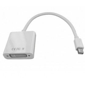 NedRo - Mini DisplayPort la DVI female Adaptor pentru Apple MacBook - DVI si DisplayPort adaptoare - YPC297-CB www.NedRo.ro