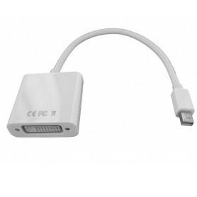 NedRo - Mini DisplayPort to DVI female Adapter Cable for Apple MacBook - DVI and DisplayPort adapters - YPC297 www.NedRo.us