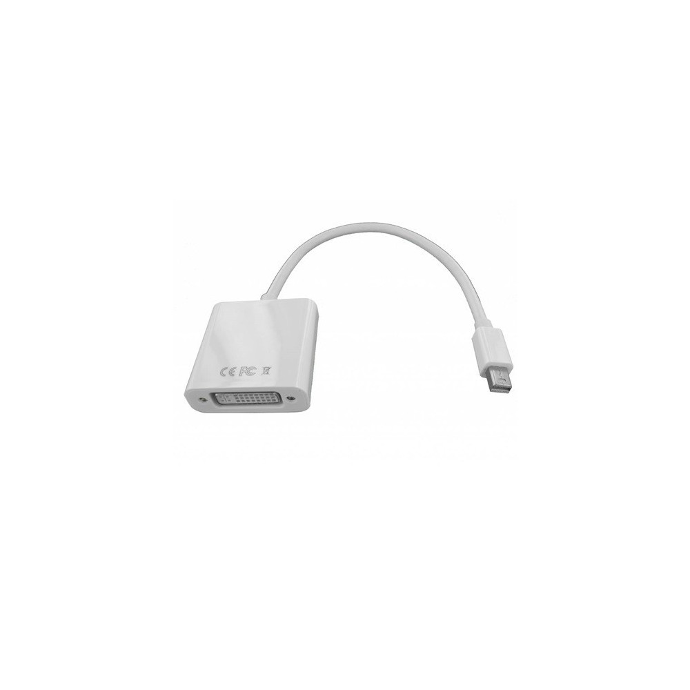 NedRo - Mini DisplayPort la DVI female Adaptor pentru Apple MacBook - DVI si DisplayPort adaptoare - YPC297 www.NedRo.ro