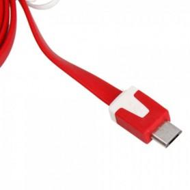 NedRo, USB Data Line, smartphones sync en oplaadkabel, USB naar Micro USB kabels, WW82013083-CB, EtronixCenter.com