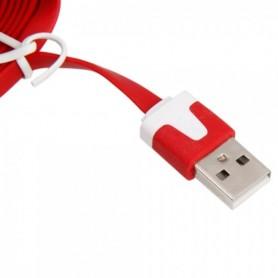 NedRo - USB Data Line, smartphones sync en oplaadkabel - USB naar Micro USB kabels - WW82013077 www.NedRo.nl