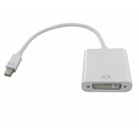 NedRo - Mini DisplayPort to DVI female Adapter Cable for Apple MacBook - DVI and DisplayPort adapters - YPC297-CB