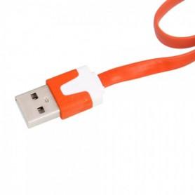 NedRo - USB Data Line, smartphones sync en oplaadkabel - USB naar Micro USB kabels - WW82013081 www.NedRo.nl