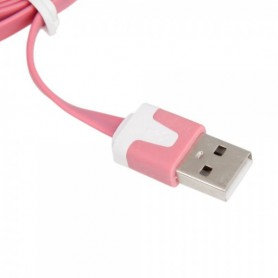 NedRo - USB Data Line, smartphones sync en oplaadkabel - USB naar Micro USB kabels - WW82013082 www.NedRo.nl