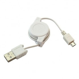 OTB - Roll-In USB to Micro-USB Datakabel - USB naar Micro USB kabels - ON1879-CB www.NedRo.nl