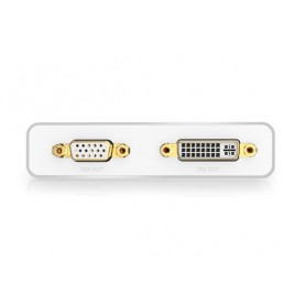 UGREEN - 3in1 Mini DisplayPort DP to HDMI/VGA/DVI converter - HDMI adapters - UG200 www.NedRo.nl