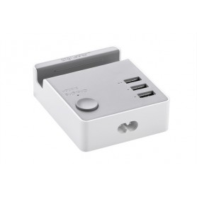 UGREEN - 3 Port USB Charging Station With Cradle IQ Tech - Ports en Hubs - UG198-CB www.NedRo.nl
