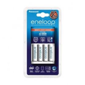 1.5h Panasonic BQ-CC55E Snellader +4AA batterijen