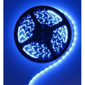 Unbranded - Blauw 12V LED Strip 60LED/M IP65 SMD5050 - LED Strips - AL278 www.NedRo.nl