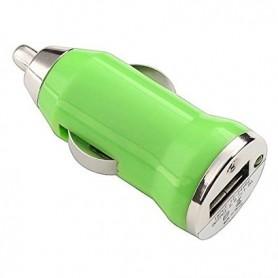 NedRo - Auto Lader Adapter USB 1A - Aanstekerplugs - CG041 www.NedRo.nl