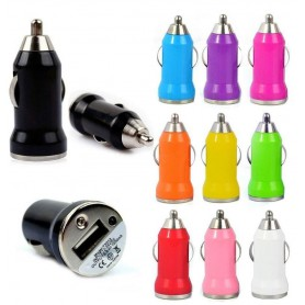 NedRo, Car Charging Adapter USB 1A, Auto charger, CG039-CB, EtronixCenter.com