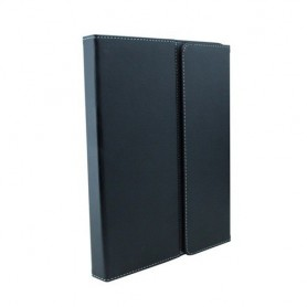 OTB - Black Leather Case for iPad 1/ 2/ 3/ 4/ iPad Air incl. keyboard ON1798 - iPad and Tablets covers - ON1798 www.NedRo.us