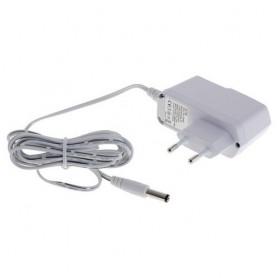 Stroomvoorziening 100-240V- Output 12V 600mA- 5.5x2.1mm plug